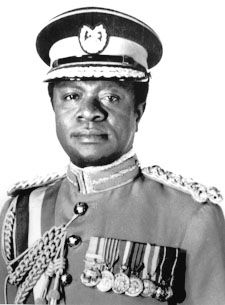 Colonel I K Acheampong