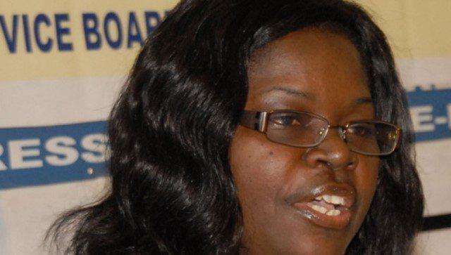 Government Statistician, Dr Philomena Nyarko