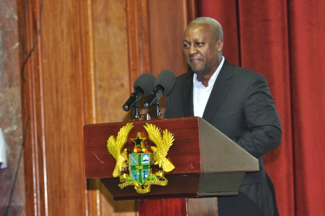 PRESIDENT MAHAMA CELEBRATES INTERNATIONAL DAY WITH THE YOUTH OF GHANA AICC CREDITGNA PHOTOS DANIEL LANQUAYE 2