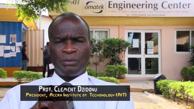 Professor Clement Dzidonu