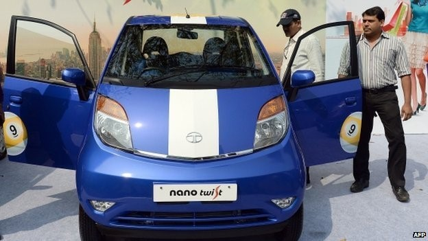 Tata has seen sales stagnate at home despite cheap prices