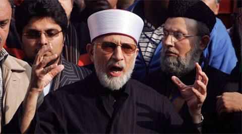 extremist cleric Tahirul Qadri
