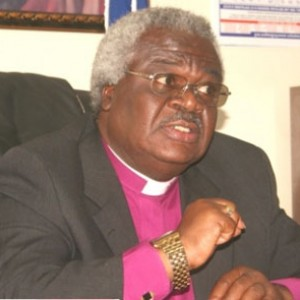 Right Reverend Professor Emmanuel Martey