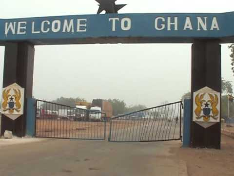 Ghana Immigration checkpoints