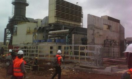 The Kpone Thermal Power Plant Project