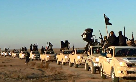 ISIS terror group