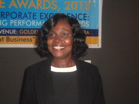 Dr Shola Safo-Duodu, CIMG National President