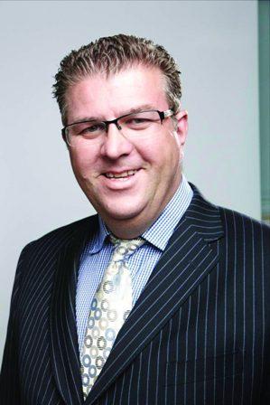 RICS Chief Executive Officer, Sean Tompkins