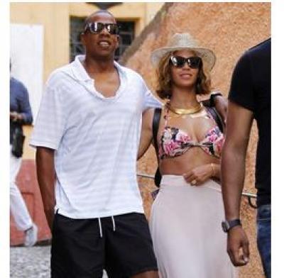 ay Z and Beyonce