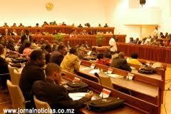 Mozambican parliament