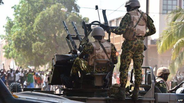 Burkina Army