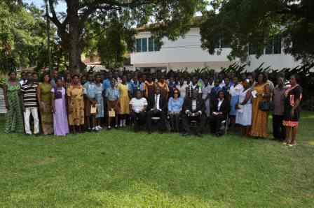 beneficiaries of the scholarship, grants, trustees, teachers and parents.