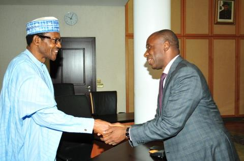 GOV CRA AND GEN BUHARI