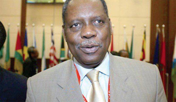 Issa Hayatou ? CAF President ?