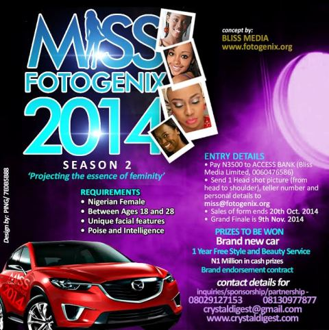 Miss Fotogenix Banner