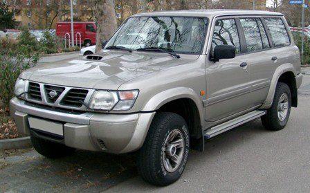 Nissan Patrols