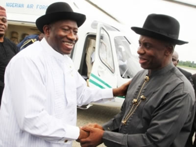 PRESIDENT GEJ AND GOV CRA 2PRESIDENT GEJ AND GOV CRA 2