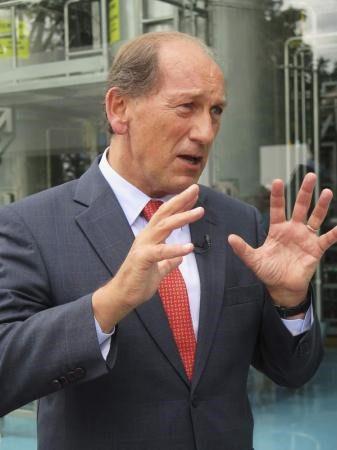 Nestle CEO Paul Bulcke