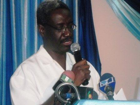 Nana Agyekum Dwemena, Acting Head of Civil Service
