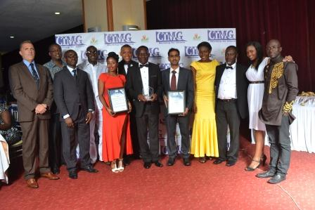 starbow group and representatives of CIMG in a group photograph