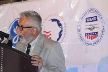 Mr Gene Cretz, United States Ambassador to Ghana