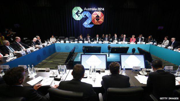 2014 Brisbane G20