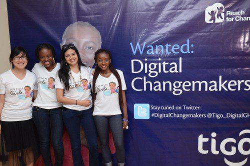 Tigo Digital Change Makers