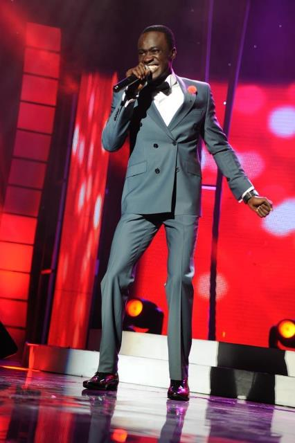 Chris Wins Vodafone Icons 2014