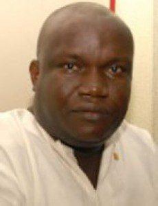 Mr James Appiah-Berko, GPPCA President,