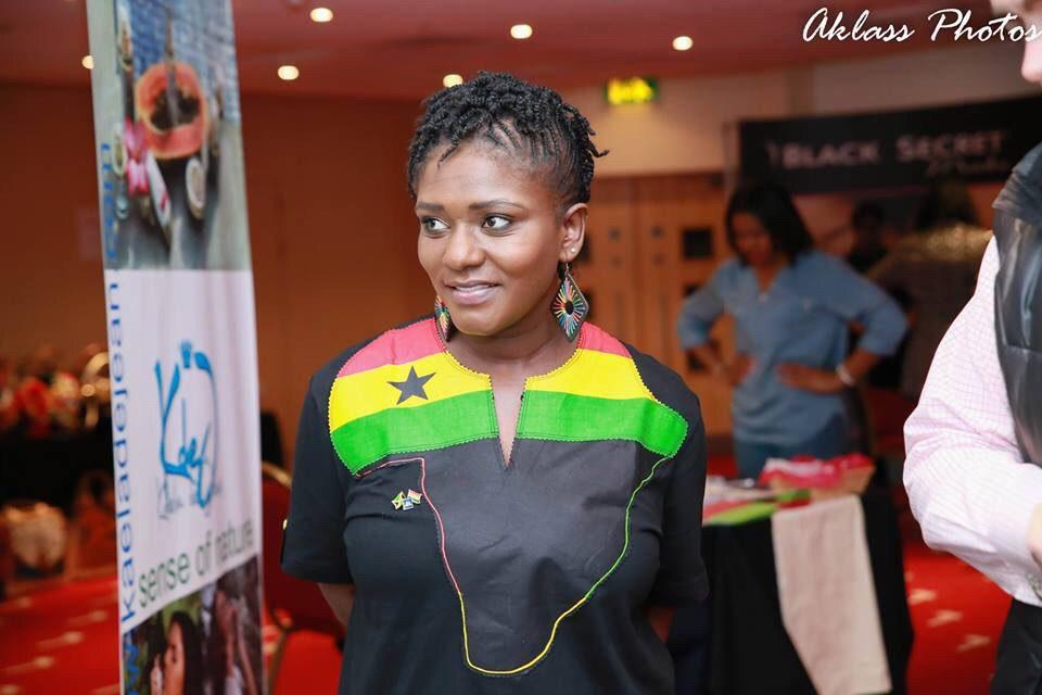 Ms Dentaa Amoateng, the CEO of GUBA