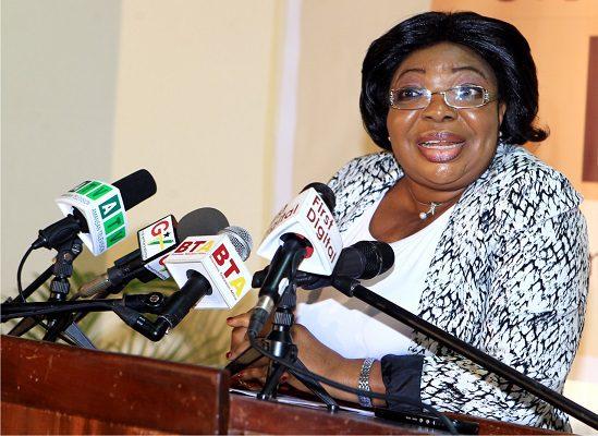 Ms Lydia Lariba Bawa, Commissioner of Insurance