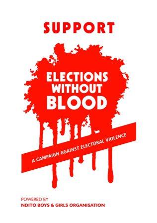 No Electoral Violence_02No Electoral Violence_02