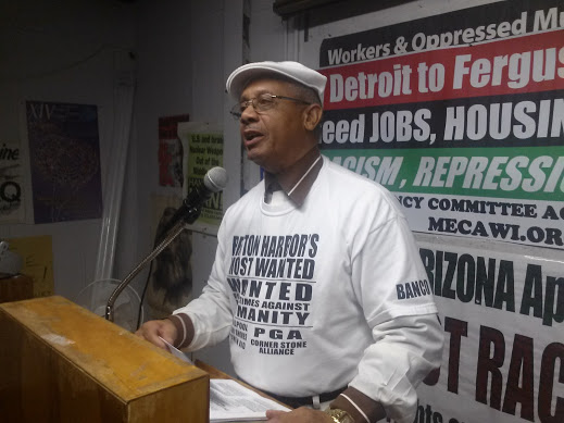 a Rev. Pinkney at Moratorium NOW! Oct. 20, 2014