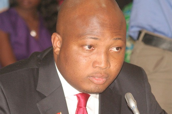 Okudzeto Ablakwa, Deputy Minister of Education.