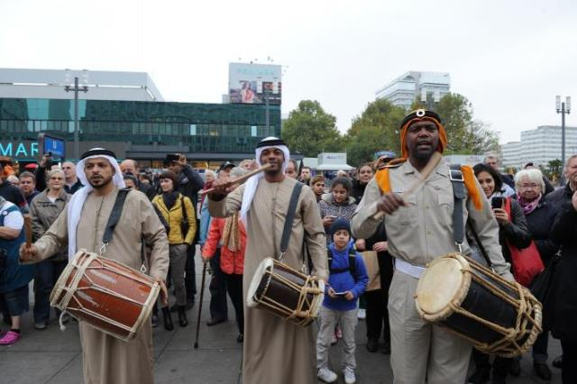 Abu Dhabi Police Music Band Concludes Performances in Germany