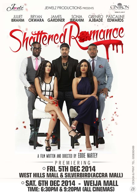 meet the five pageant winners in shattered romance news ghana