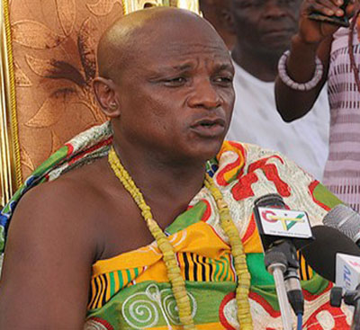 Togbe Afede, Hearts Board Chairman.