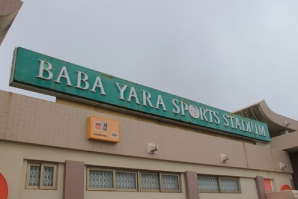 Baba Yara Stadium ? Venue for the congress