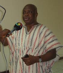 Mr Kofi Attoh, GIFEC Administrator