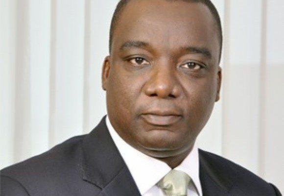 Kwaku Badu Addo, MD Standard Chartered Bank, Ghana