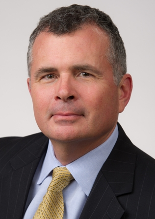 Robert Crain, AGCO Senior Vice President and General Manager, North America and South America (Photo: Business Wire)