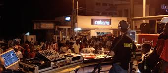 street jam