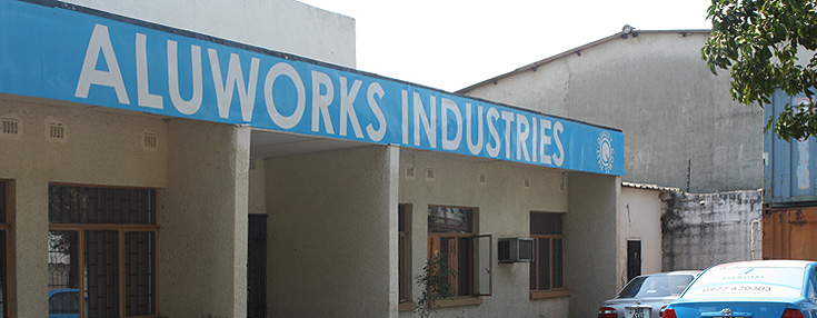 aluworks industries offices