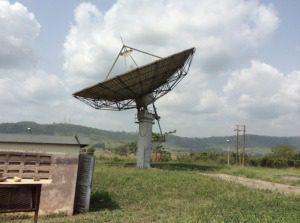 seismic station