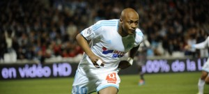 Andre Ayew has been linked with a move Tottenham
