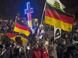 Germany's anti-Islam Pegida movement