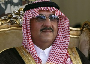 Prince Mohammed bin Nayef,