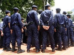 Singaporean police