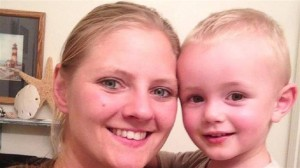 Veronica Rutledge, a nuclear research scientist, was accidentally shot dead by her two-year-old son.