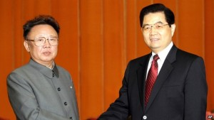 Late leader Kim Jong-il made rare overseas visits, but did not confirmed them ahead of departure